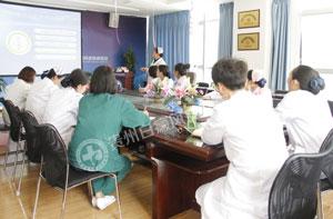 贵州白癜风医院医护培训 加强制度学习 确保护理安全